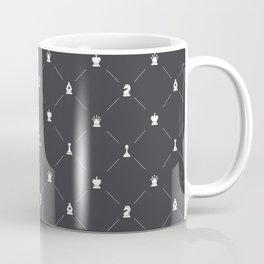 Chess Pattern | Strategy Tactic Board Game Coffee Mug