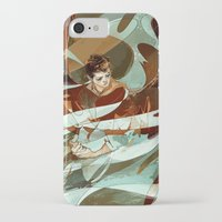 grace iPhone & iPod Cases featuring grace by anobviousaside