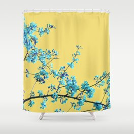 Sweet Blossom Shower Curtain