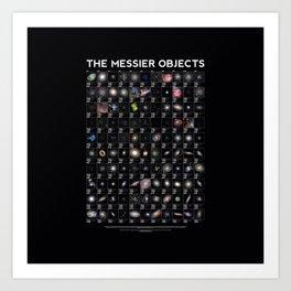 Astrophysics catalogue Art Print