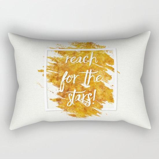Reach For The Stars Rectangular Pillow