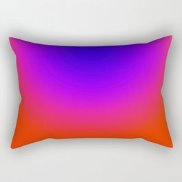 Afterglow Rectangular Pillow