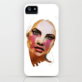 Chlorophyll  iPhone Case