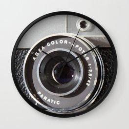 Klick 70 Cam Camera Wall Clock
