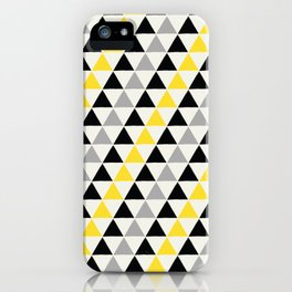 Bee Mountains iPhone Case