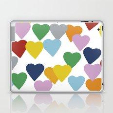 Hearts #2 Laptop & iPad Skin