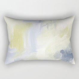 Mint Julep Rectangular Pillow