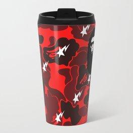 Bape Red logo Travel Mug