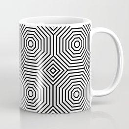 Op Art 3 Coffee Mug