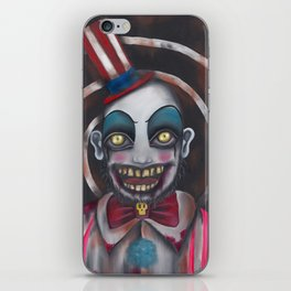 Don't you like Clowns? iPhone Skin