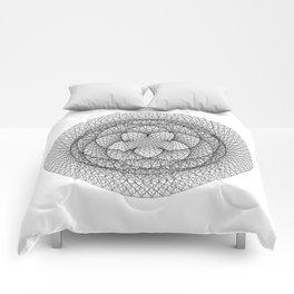 Venus Flower Comforters