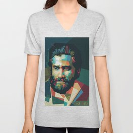 Jake Gyllenhaal - Mad4U Unisex V-Neck