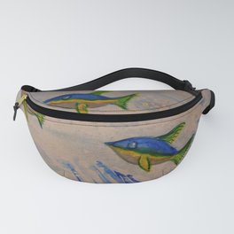 Fish Freedom Fanny Pack