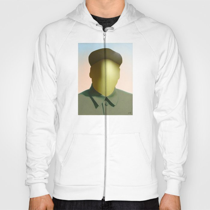 Mao as wound 1 Collage Hoody