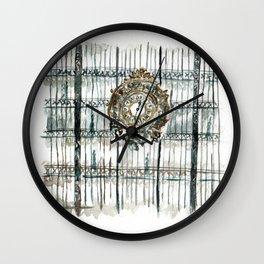 L'Horologe Wall Clock
