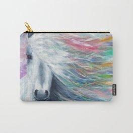 Rainbow Horse Carry-All Pouch