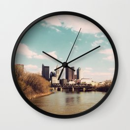 Columbus Ohio 1 Wall Clock