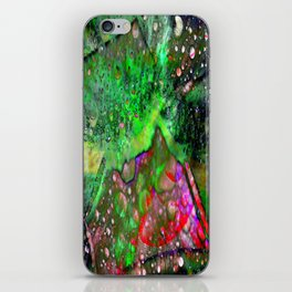 abstract fantasy 8888 iPhone Skin