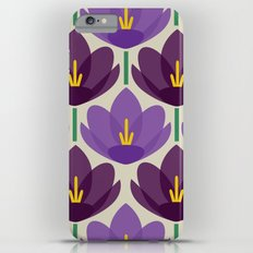 Crocus Flower iPhone 6 Plus Slim Case