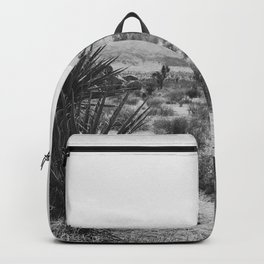 The Place to be in Joshua Tree Backpack