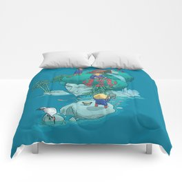 Landscaping Comforters