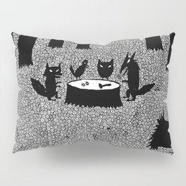 Forest Meeting Pillow Sham