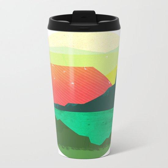Circlescape Metal Travel Mug