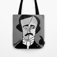 Poecasso Tote Bag