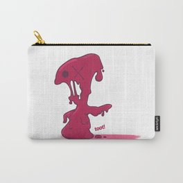 Slimy Monster Carry-All Pouch