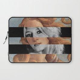 Botticelli's Venus & Brigitte Bardot Laptop Sleeve