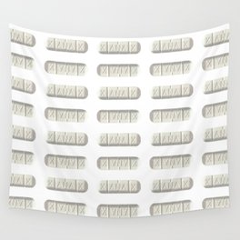 Xanax, Please - Flipped Wall Tapestry