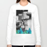 la Long Sleeve T-shirts featuring LA by That's Deck