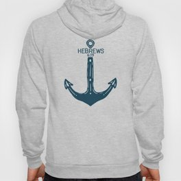 Hebrews Anchor Hoody