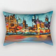 City Scapes Rectangular Pillow