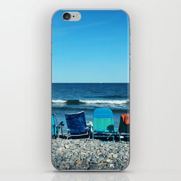 Rye Beach iPhone Skin