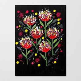 Protea Magic Canvas Print