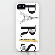 PARIS iPhone (5, 5s) Slim Case