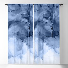 Stormy Weather Blackout Curtain