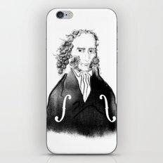 Niccolo Paganini iPhone & iPod Skin