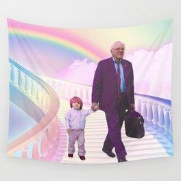 PawPaw Bernie Wall Tapestry