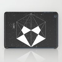 hexagon iPad Cases featuring Hexagon by eARTh