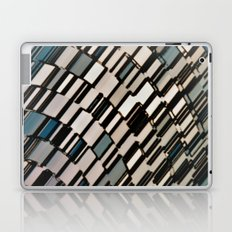 Abstract Architectural Taupe Laptop & iPad Skin