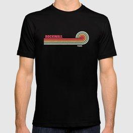 Rockwall Texas City State T-shirt