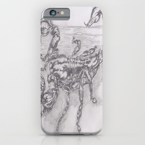 emperor scorpion iPhone & iPod Case