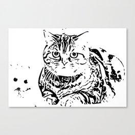 TXT Canvas Print
