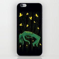 In Deep Sleep iPhone & iPod Skin