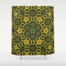 Mother Earth Mandala Shower Curtain