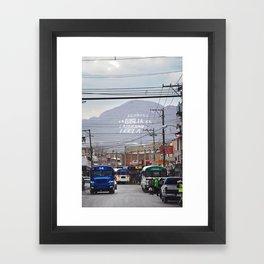 La Biblia Es La Verdad, Léela Framed Art Print