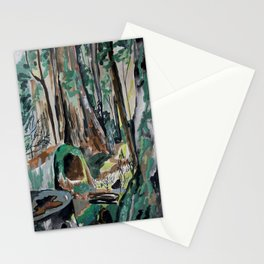 Hoh Rainforest Stationery Cards
