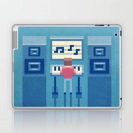 The electronic musician Laptop & iPad Skin